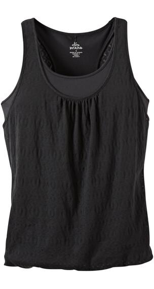 Prana Mika - Camisetas sin mangas Mujer - negro